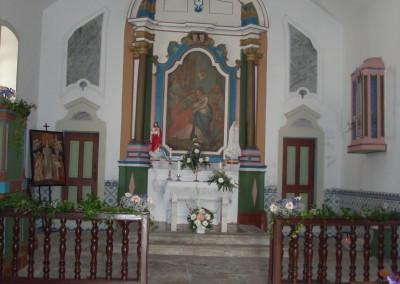 Altar da Capela da Misericórdia
